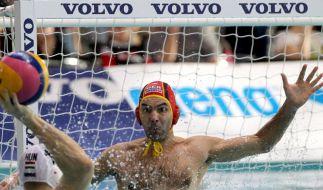 4-Nationen-Turnier: Deutsche Wasserballer Zweite (Foto)