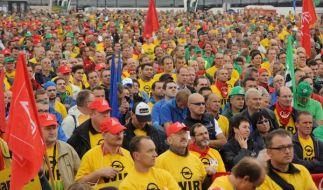 5000 Opelaner setzen ein Zeichen der Solidarität (Foto)
