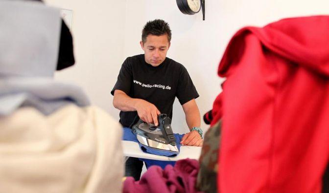 90 Prozent der Männer können angeblich nicht bügeln (Foto)