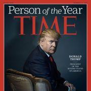 2016 schaffte es Donald Trump tatsächlich auf das Cover.