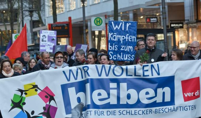 2000 Schlecker-Filialen werden geschlossen (Foto)