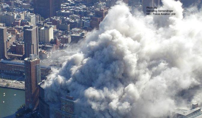 11. September 2001 (Foto)