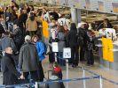 48-Stunden-Streik am Frankfurter Flughafen (Foto)
