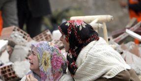 459 Tote bei Erdbeben in der Türkei - Baby gerettet (Foto)