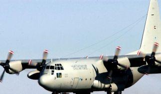 35 Tote bei Militärflugzeug-Absturz in Marokko (Foto)