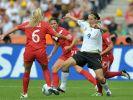 23. WM-Einsatz für Birgit Prinz (Foto)