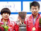 18. WM-Titel für Chinas Tischtennis-Asse im Mixed (Foto)