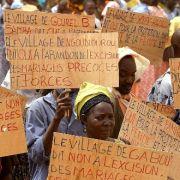 Frauen werden oft als Opfer geboren (Foto)