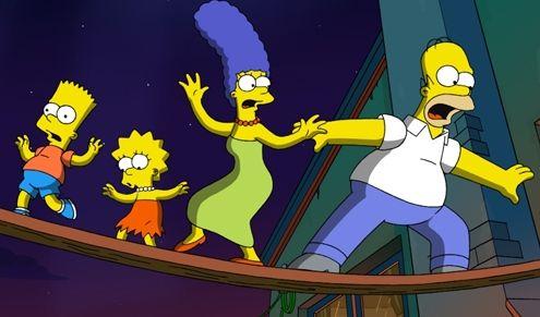 Die Simpsons sind Scientologen? Nein, nicht ganz. Nancy Cartwright, die Dame (!), die Bart Simpson ihre Stimme leiht, ist bei Scientology.