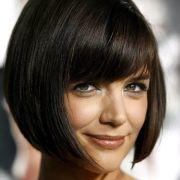 Die streng katholisch erzogene Katie Holmes geriet durch Tom Cruise in die Organisation.