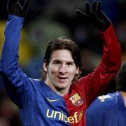Lionel Messi ist der Star beim FC Barcelona.