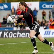 Nadine Angerer spielt für den 1. FFC Frankfurt.