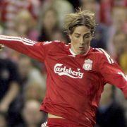 Fernando Torres vom FC Liverpool wurde 2008 mit Spanien Europameister.