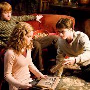 Rupert Grint, Emma Watson und Daniel Radcliffe in der Verfilmung von «Harry Potter und der Halbblutprinz».