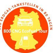 Von Garmisch-Partenkirchen bis Flensburg verläuft die Route des Gasmarathon.