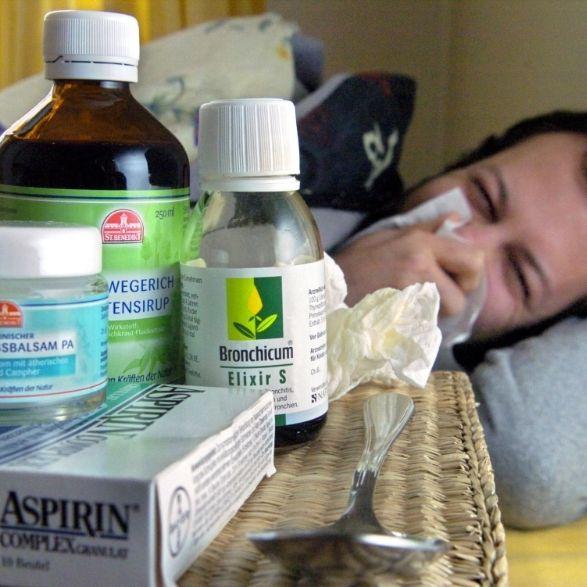 Wenn die Grippe aufs Herz schlägt (Foto)