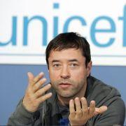 Der vierfache Vater unterstützt Unicef, den Kinderfonds der Vereinten Nationen.