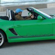 Pures Roadster-Vergnügen im Porsche Boxster S