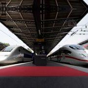 TGV gegen ICE: Es kommt auf die Pünktlichkeit an, nicht auf die Schönheit.
