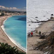 Cote D'Azur gegen Ostsee