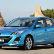 Golf-Jäger: der Mazda 3 1,6 MZR