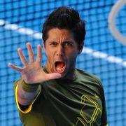Stop in the name of Tennis: Fernando Verdasco hat die Linse gefunden - Kamera an!