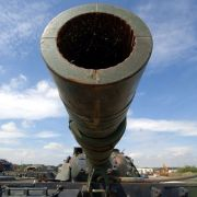 Viele dieser Stahlmonster wurden nach dem Ende des Kalten Krieges verschrottet.