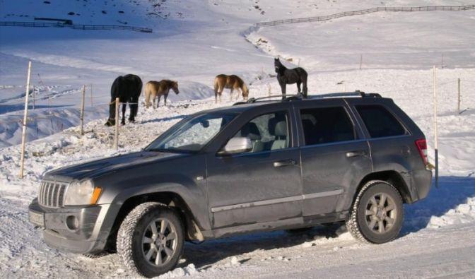 Jeep Grand Cherokee CRD