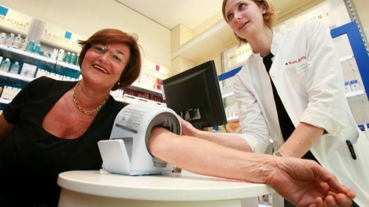 Blutdruck (Foto)