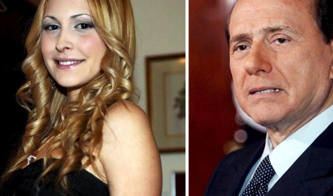 Berlusconi und Noemi  (Foto)