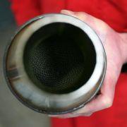 DAS passiert, wenn der Rußpartikelfilter voll ist (Foto)