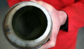 Rußpartikelfilter sind nur bedingt für den Kurzstreckenverkehr geeignet - sie können verstopfen. (Foto)