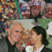 Früher wurde Steffi Jones oft als der Beckenbauer des Frauenfußballs bezeichnet.