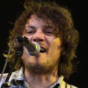 Jeff Tweedy von Wilco fühlte sich nicht ganz wohl.