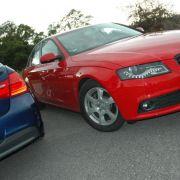 Audi A4 2.0 TDIe vs. BMW 320d