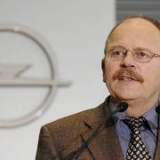 Der Opel-Betriebsratsvorsitzende Klaus Franz tritt nicht immer leise auf.