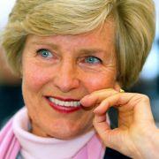 Verlegerin Friede Springer.