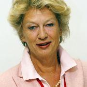 Die Frankfurter Oberbürgermeisterin Petra Roth (CDU).