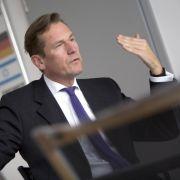 Springer-Vorstandschef Matthias Döpfner.