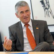 BASF-Vorstandsvorsitzender Jürgen Hambrecht.