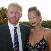 Boris Becker war mit Sandy Meyer-Wölden verlobt.