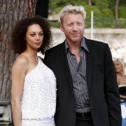 Lilly und Boris Becker.