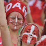 Fußballfrauen Daenemark