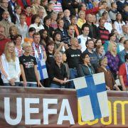 Fußballfrauen Finnland