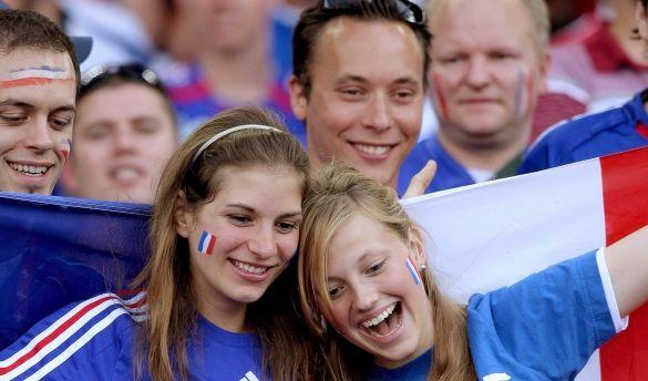 Fußballfrauen Frankreich