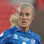 Fußballfrauen Island