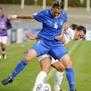 Fußballfrauen Italien
