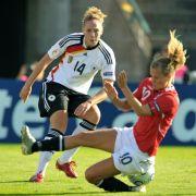 Fußballfrauen Norwegen