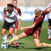 Fußballfrauen Russland