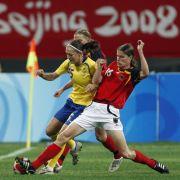 Fußballfrauen Schweden